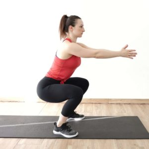 Compound movements: The Squat