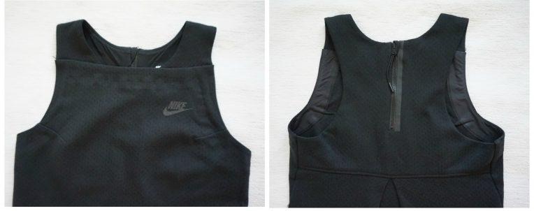 Nike Sportswear Tech Fleece Dress Black