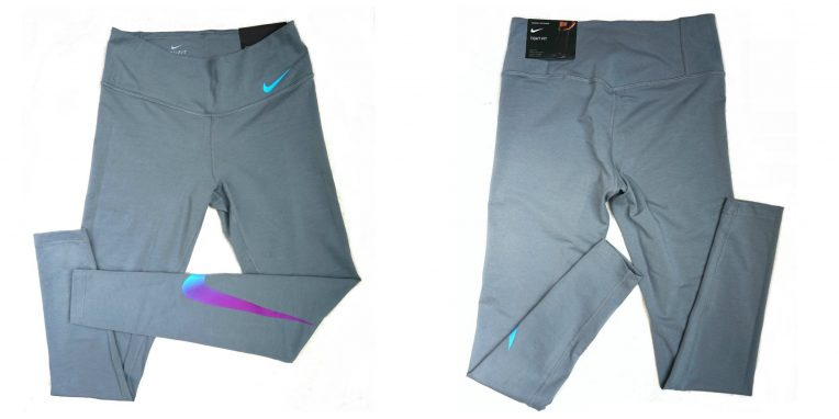 NIKE SPORTSWEAR LEG-A-SEE Tights grey