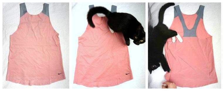 Nike Breathe Women's Training Tank Pink
