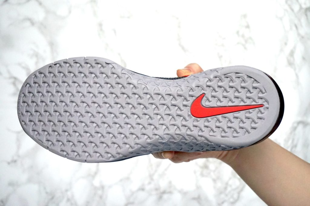 Nike Metcon DSX Flyknit 2 Outsole view.