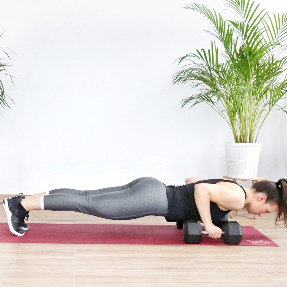 Full Body 15 Minute AMRAP Workout