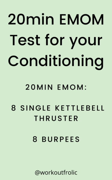 Image for 20min EMOM Conditioning workout