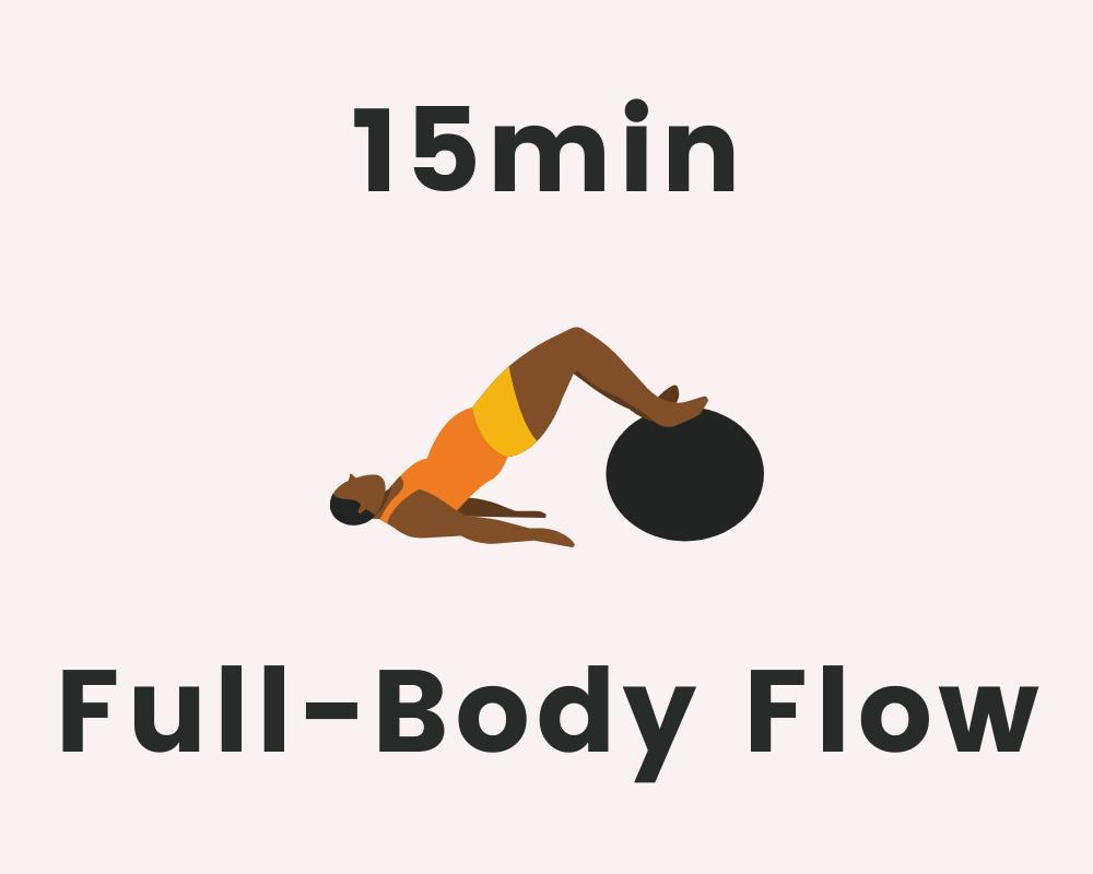 15min Full-Body Flow