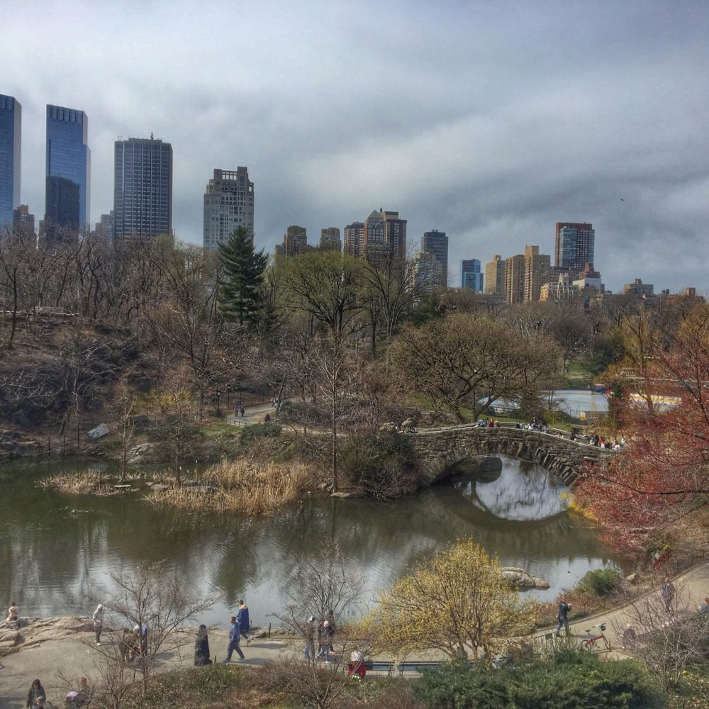 5 Spots in NYC for Outdoor Workouts and Enjoying Nature