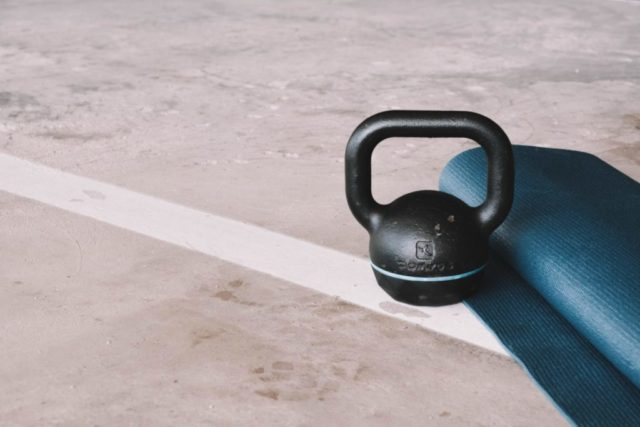 kettlebell equipment part of kettlebell crossfit workout