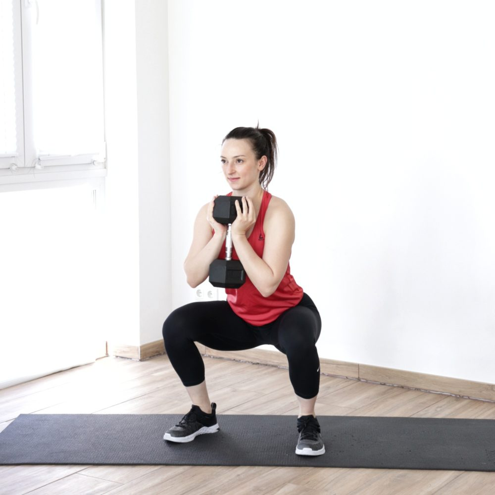 5 At-home Dumbbell workouts to get stronger and leaner